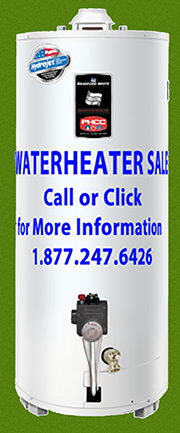 Gas hot water heaters