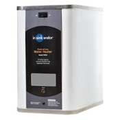 Hot water heater, tankless water heater, home water heater. Commercial bathrooms can benefit from point of use water heaters